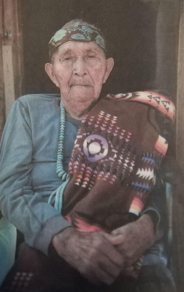 Buck Navaho by Krista Allen (c) Navajo Times