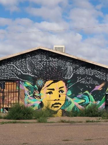 Uranium mines on Navajo Nation