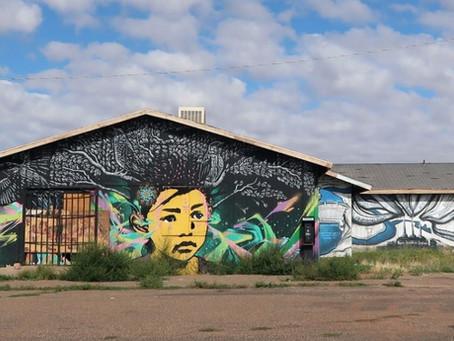 Séjours associatifs sur la réserve Navajo : protester et agir contre les mines d'uranium
