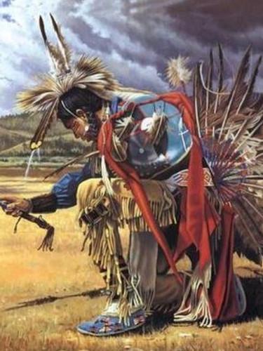 War agains fake shamans