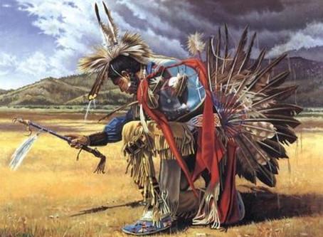 Je voudrais assister à une cérémonie amérindienne...