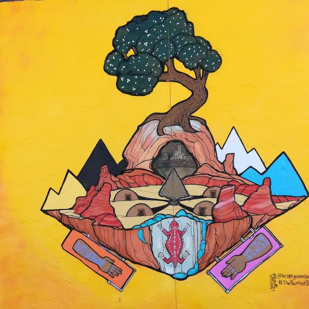 (c) Jetsorama Navajo Nation