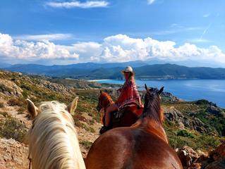 Samedi 9 Octobre 2021 Première en Corse :  Journée d'Intro à l'approche Eponaquest