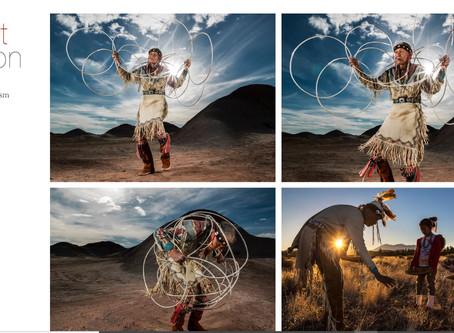 Les Navajos aujourd'hui - Aperçus en images - Glimpses of the Navajo by Brent Stirton