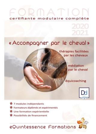 eQuintessence Formations : téléchargez la brochure de présentation