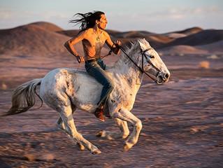 Les chevaux ont une signification sacrée pour les peuples amérindiens.