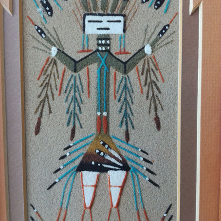 Le pouvoir Inconnu - spiritualité Navajo