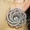 Thumbnail: Big Flower Stud Earrings