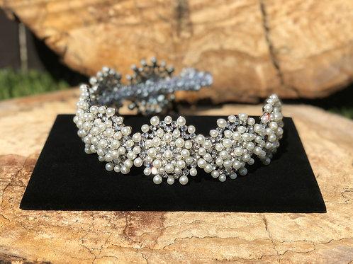Pearl Filled Headband