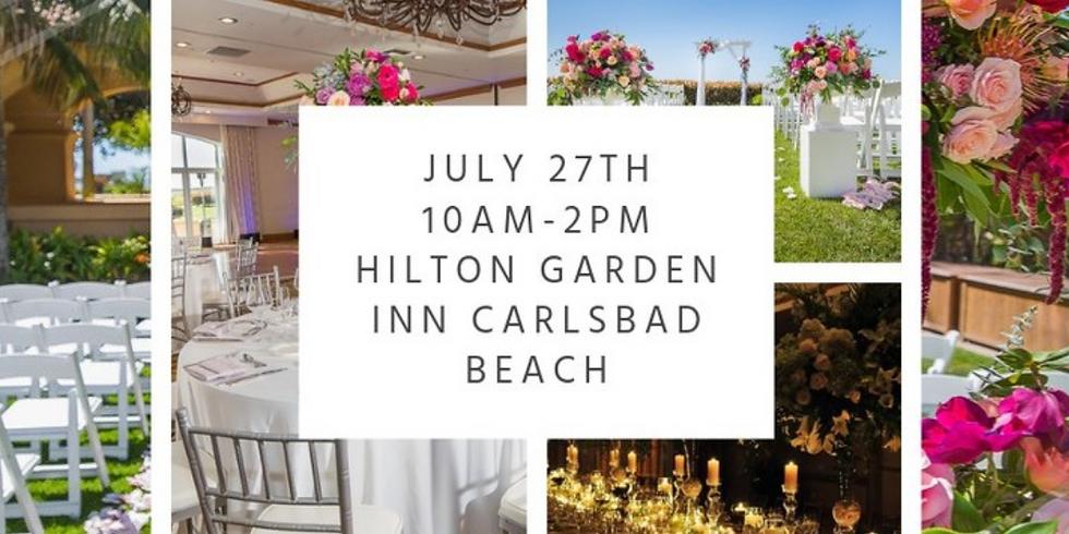 San Diego Bridal Show - Summer Wedding