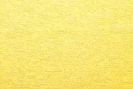 Crepe Paper Roll, Italian 60g, Chick Yellow