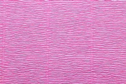 Crepe Paper Roll #550, Italian 180g Antico Pink
