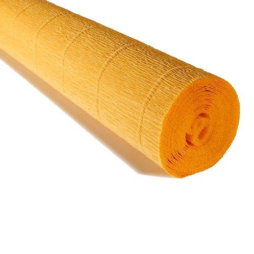 Crepe Paper Roll #576, Italian 180g Yellow