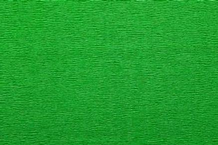 Crepe Paper Roll, Italian 60g, Field Green