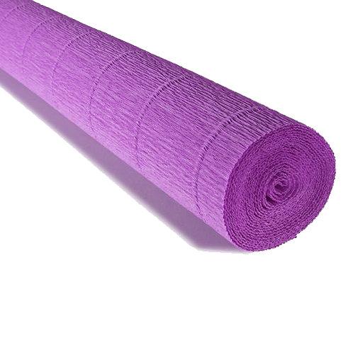 Crepe Paper Roll #990, Italian 140g, Lilla