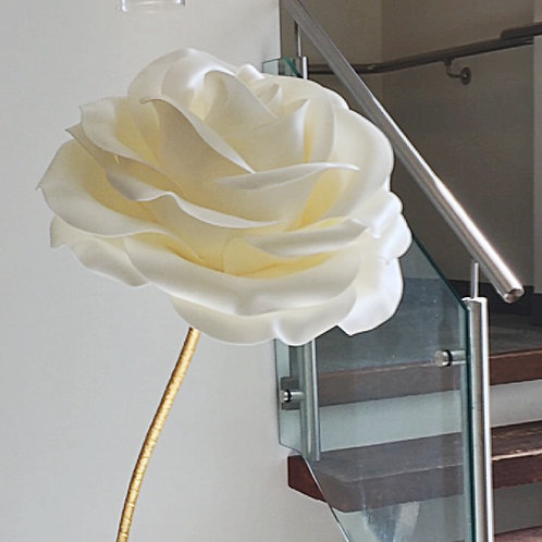 The in class GIANT Rose Workshop is available by request
