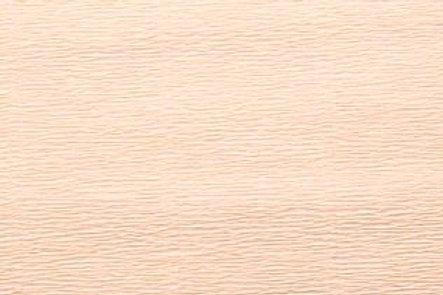 Crepe Paper Roll, Italian 180g Peach