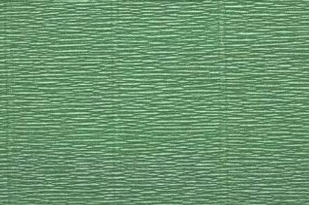 Crepe Paper Roll #565, Italian 180g Mint Green