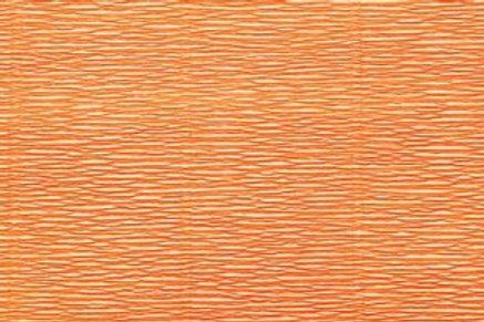 Crepe Paper Roll #981, Italian 140g,Fluo Orange