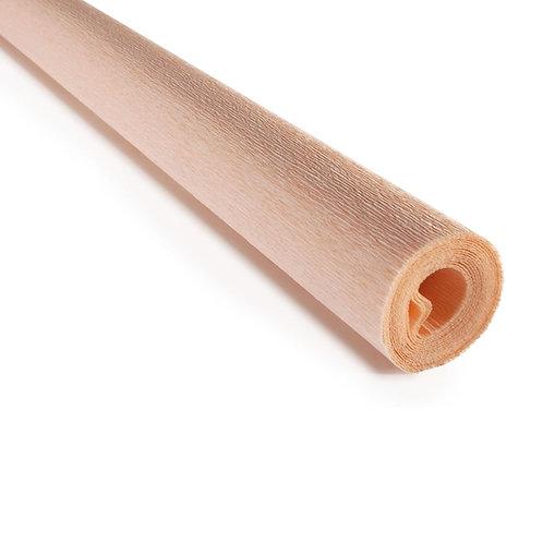 Crepe Paper Roll #356, Italian 90 gram Peach by Tiffanie Turner