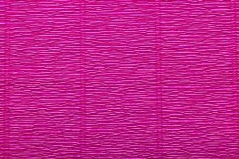 Crepe Paper Roll #572, Italian 180g Cyclamen Violet