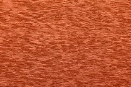 Crepe Paper Roll, Italian 60g, Terra Di Siena Brown