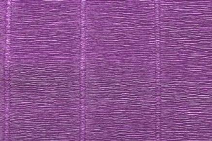 Crepe Paper Roll #17E2, Italian 180g Violet