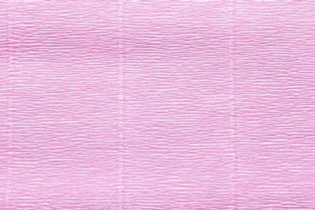 Crepe Paper Roll, Italian 180g Baby Pink