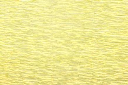 Crepe Paper Roll #574, Italian 180g Carminio Yellow