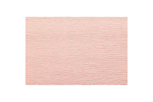 Crepe Paper Roll #17A3, Italian 180g Distant Drums Rose by Tiffanie Turner