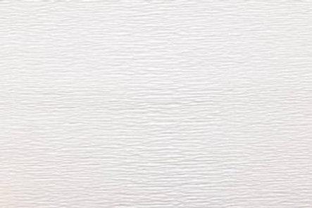 Crepe Paper Roll, Italian 180g White