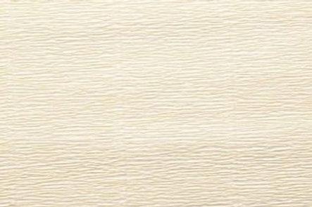 Crepe Paper Roll, Italian 180g Cream by Tiffanie Turner