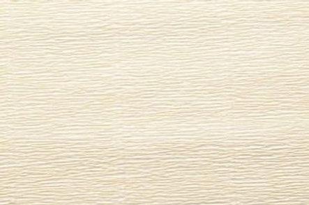Crepe Paper Roll, Italian 180g Cream