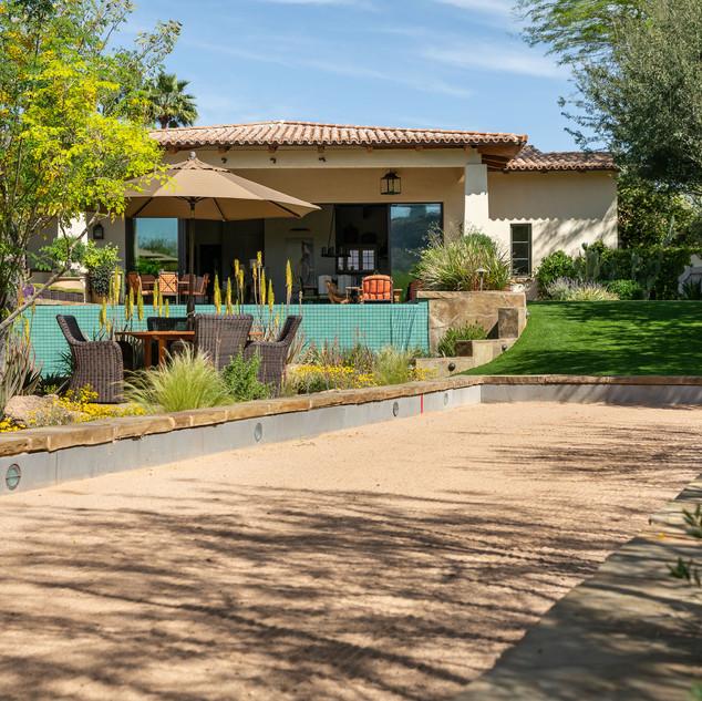 The Green Room Inc. Landscape Design Whi