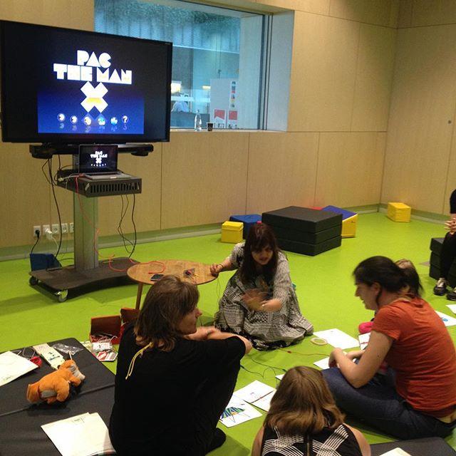 I am a toy - play workshop (design workshops)