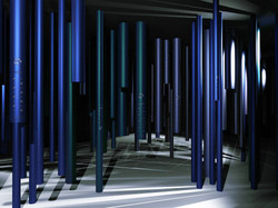 Make Phenology tangible (exhibition and lighting design)