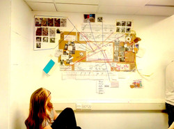 Conspiracy Walls (design research)