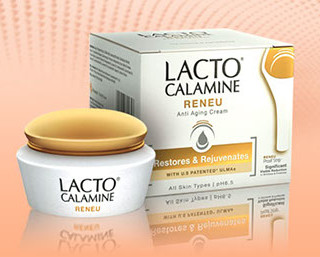 Lacto Calamine skin renew cream