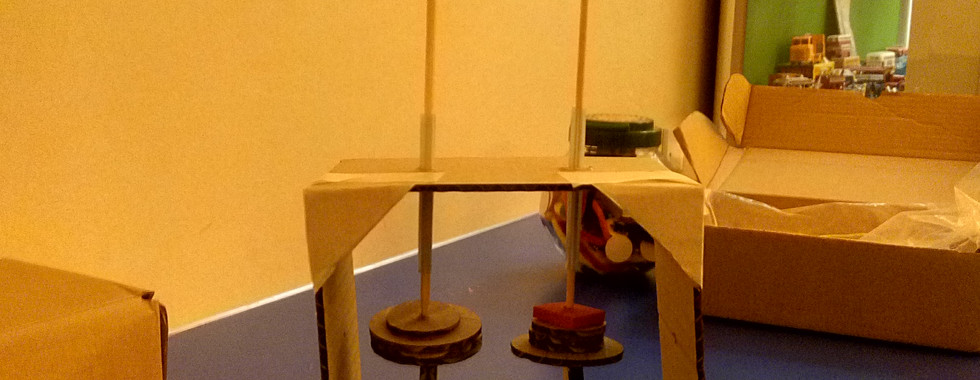 Automata contraptions designed by participants (4)