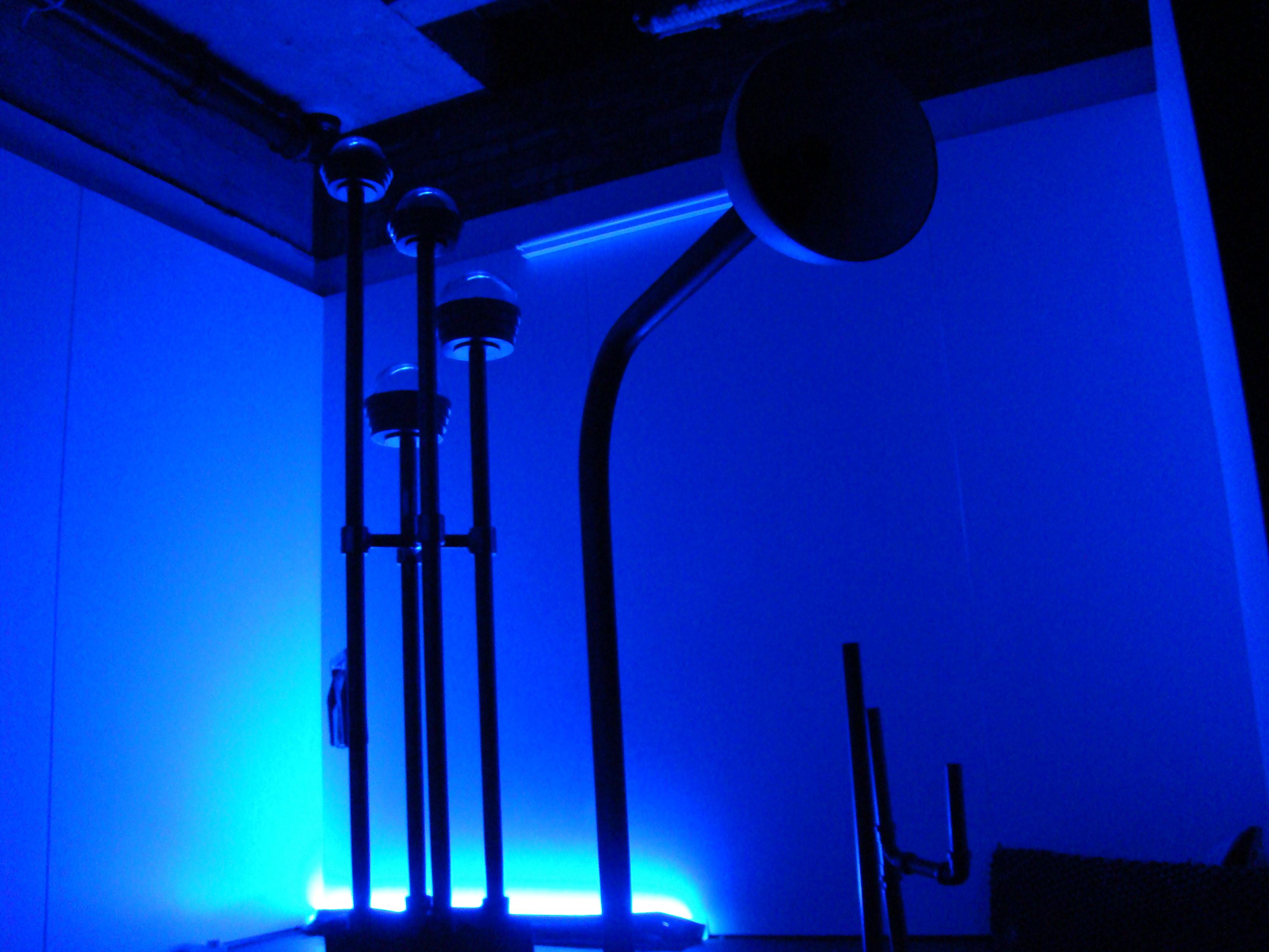 VIBE - sound installation (design practice)