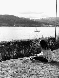 Pankhuri in Kilmun (Scotland)