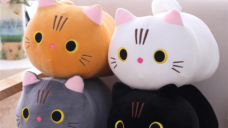 Cat Plushies
