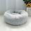 Thumbnail: Round Plush Cushion for Pets