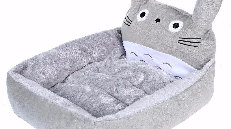 Cute Cartoon Cat Beds