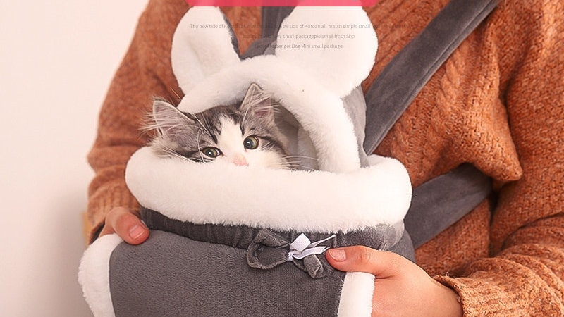 Cuddly Cat Carrier