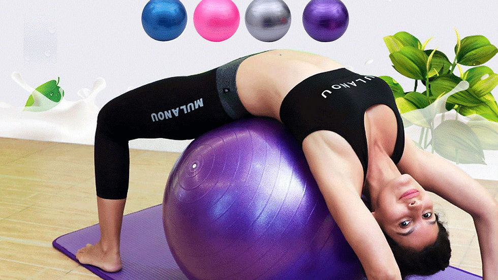 Exercise Fitness Balls Yoga Ball for Pilates and Pregnancy