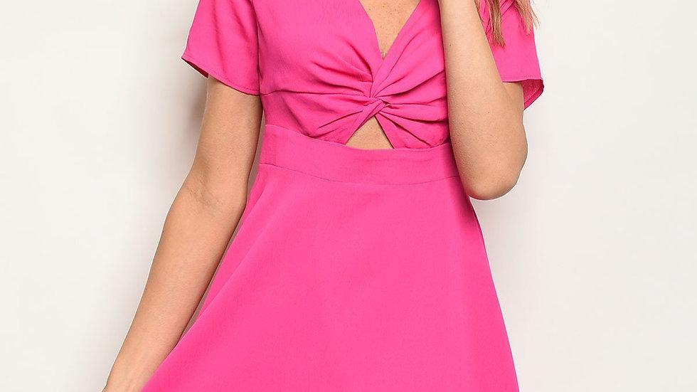 Regular sleeve Dress