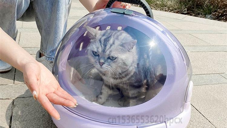 Portable Kitty Capsule