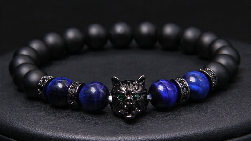 Handmade 8mm Beaded Bracelets