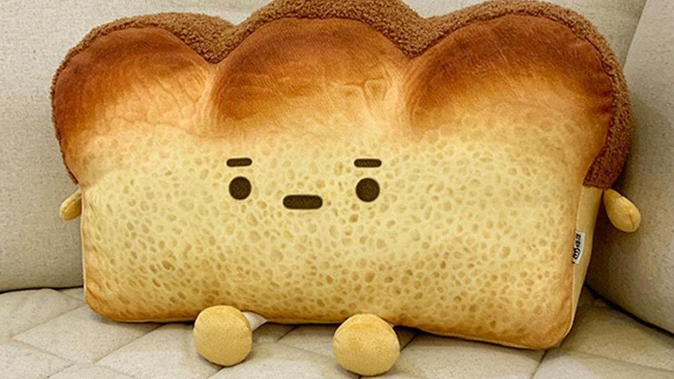 Cute Toast Plushie